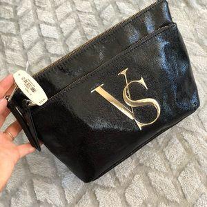 NWT Victoria's Secret cosmetic bag.